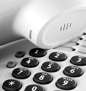 We help advise on or install multi-phone systems that can  use a mixture of wired of cordless equipment