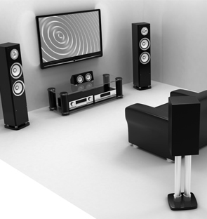 Whether you want the atmospheric effect of surround sound or the latest HD & 3D effects, we can make sure your system is configured and optimised for your ultimate viewing experience.